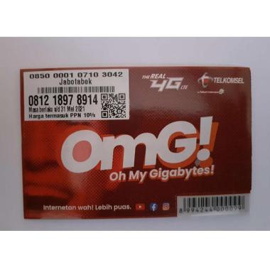 harga Telkomsel Simpati Nomor Cantik 0812 189 789 14 Kartu Perdana [4G LTE] Blibli.com