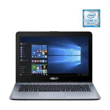 ASUS X441UB-GA332T Notebook - Silver ( i3-8130U / 4GB / 1TB / MX110/ 14