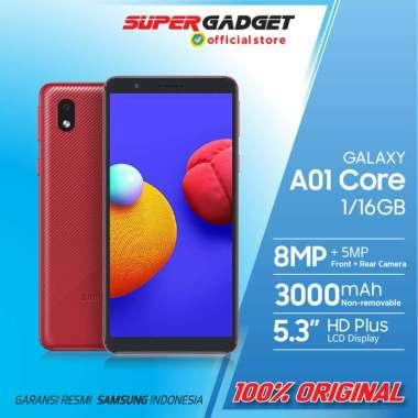Samsung Galaxy A01 Core Smartphone [1GB- 16GB] - Garansi Resmi RED