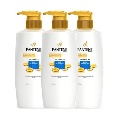 Pantene Anti Dandruff Quantum Shampoo [750 mL/3 pcs]