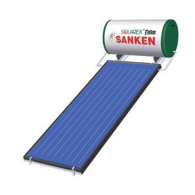 Sanken SWH-F130P-L Solar Water Heater [Area Jabodetabek]