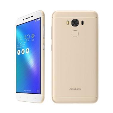 Asus Zenfone 3 Max ZC553KL Smartphone - Sand Gold [32 GB/ 3 GB]