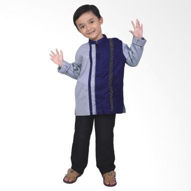 Catenzo Junior CDH 212 Muiz Baju Koko Anak