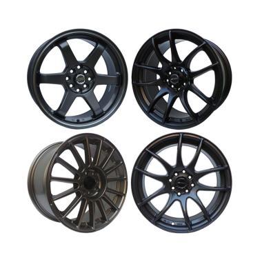Ottoban Wheels A4000 Ring 12 Paket  ... an Ban [Pasang Di Tempat]