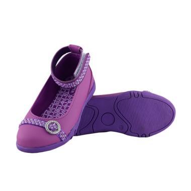 Kipper Type Cindy Sepatu Anak Perempuan - Ungu
