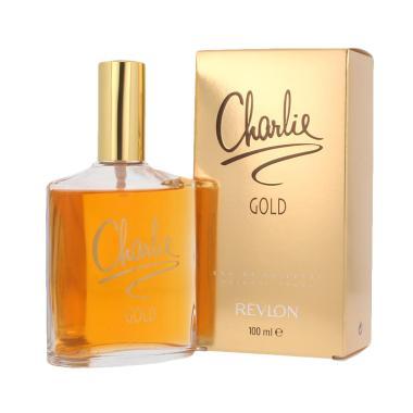 Revlon Charlie Gold EDT Parfum Wanita [100 mL]