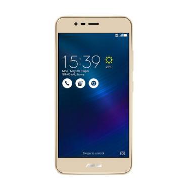 Asus ZenFone 3 Max ZC520TL Smartphone - Sand Gold [16GB/ 2GB]