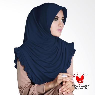 Milyarda Hijab Sofia Kerudung - Biru Dongker