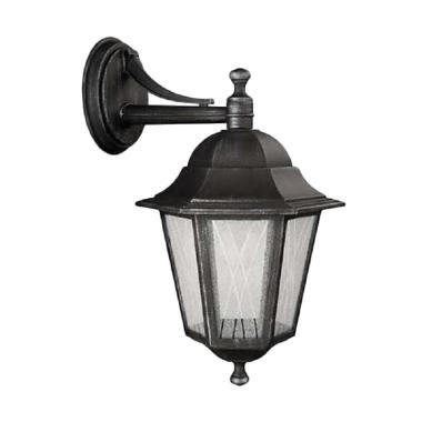 Philips 15331 Wall Lantern Lampu Taman - Grey [60 W/230 V/1 pcs]