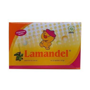 Vico Bagoes Lamandel Minuman Herbal [10 g/12 sachets]