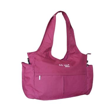 Baby Scots Platinum Mommy bag 29 Tas Bayi - Pink