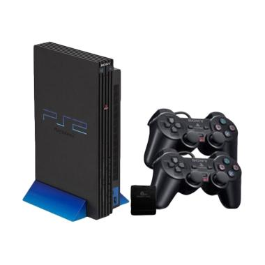 Sony Ps2 Hdd 160Gb Na Internal with 2 Stik Game Console