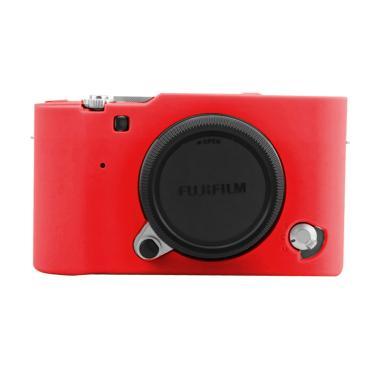 Fujifilm Silicone Casing for X-A3/X-A2/X-M1 - Pink Tua