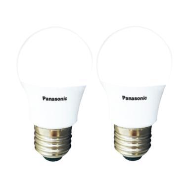 Panasonic LDAHV5DH5A Neo Bulb Lampu LED [5 Watt / 2 pcs]