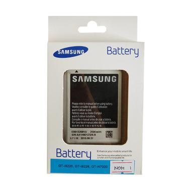Samsung Original Baterai for Galaxy Note 1 or N7000