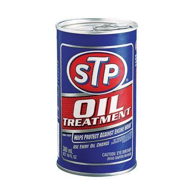 STP Oil Treatment Pelumas Pelindung Kendaraan [300 mL]