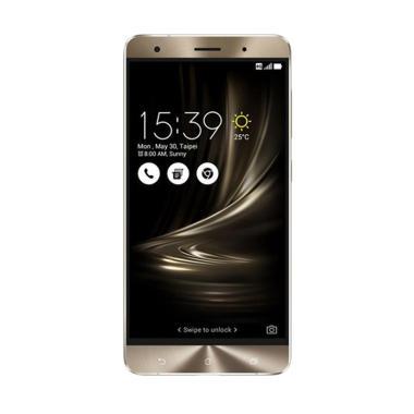 Asus Zenfone 3 Deluxe ZS570KL Smartphone - Gold [64 GB/ 6 GB]