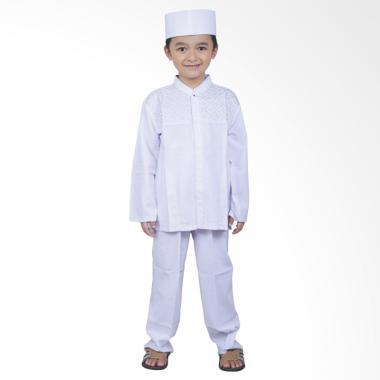 Catenzo Junior Abzari CHE 013 Baju Koko Anak