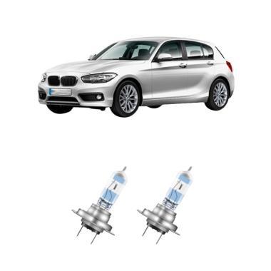 Osram H7 High Beam NBU 64210NBU Lampu Mobil For BMW 120i [12V/ 55W]