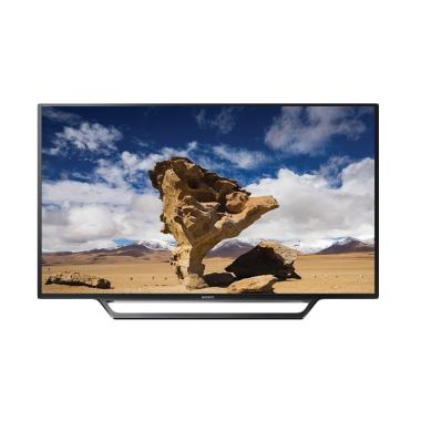 SONY DSC KDL-48W650D TV LED - Hitam [48 Inch]