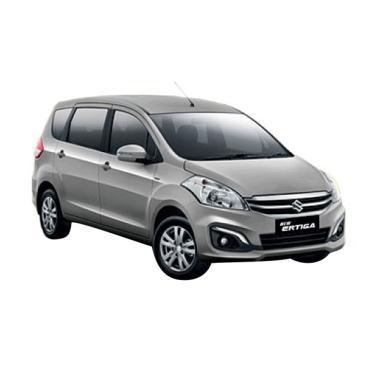 Suzuki New Ertiga 1.4 GL Mobil - Silky Silver Metallic