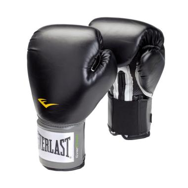 Everlast Pro Style Training Glove - Black [12 Oz]