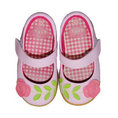 Kipper Type Nasya Sepatu Anak Perempuan - Ungu
