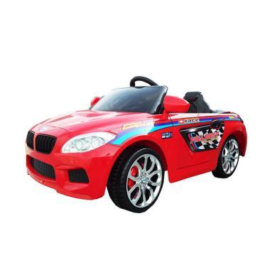 Ocean Toy M-9188 Ride On PMB Mobil Aki Beem Racer Mainan Anak - Merah