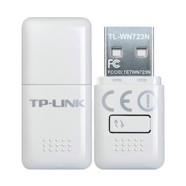 TP-LINK TL-W723N USB Wifi Dongle Mini Adapter [150 Mbps]