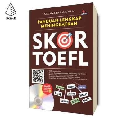 harga Panduan Lengkap Meningkatkan Skor TOEFL Blibli.com
