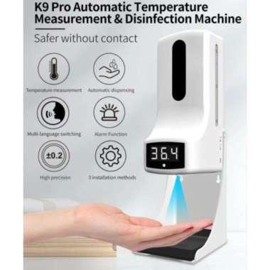 harga Jual K9 Pro Automatic disinfection soap dispenser 2 in 1 Infrared Wall Murah Blibli.com