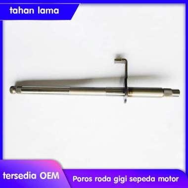 harga Poros roda gigi sepeda motor start shaft counter shaft rocker arm cam dan aksesoris mesin lainnya GRANO SUPRA SUPRA FIT.REVO PRIN DY-100 Blibli.com