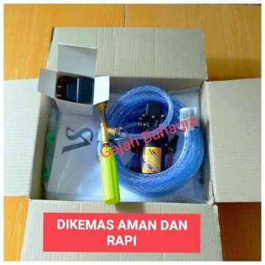 harga Jual Alat Steam Cuci Ac Motor Mobil Pompa Dc Mini Paket Set Plastik Cuci Ac Multicolor Blibli.com