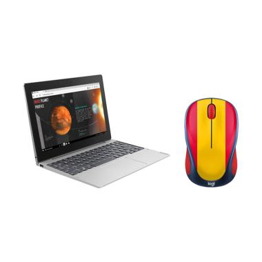 Lenovo D330 2-in-1 Laptop - Silver  ... 8 Mouse Soccer 2018 Spain