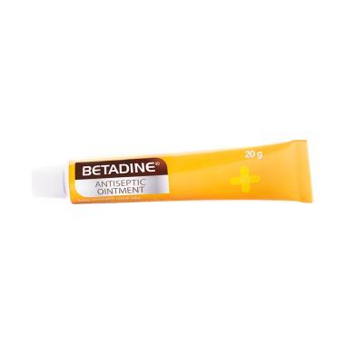 BETADINE Antiseptic Ointment [10 g]