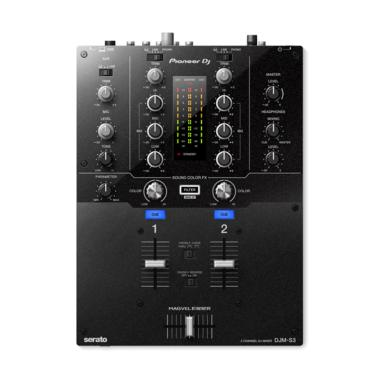 harga Pioneer DJM S3 Equipment DJ Blibli.com
