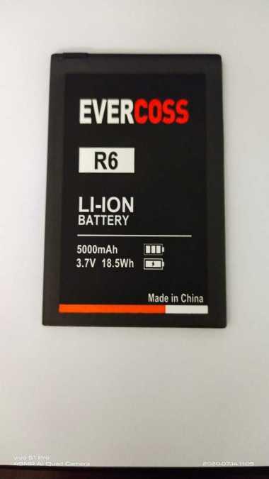 harga Baterai Handphone Evercoss U55 Evercoss R6 Winner Y Selfie Dobel Power Evercoss Batre HP Cross U55 Battery Evercoss R6 Batu Evercoss U55 Blibli.com