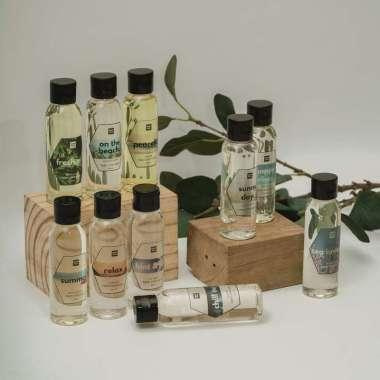 harga Muno Folk Reed/Rotan Diffuser Aromatherapy - On The Beach (Aqua Fresh) [100 mL/Refill] Blibli.com