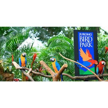 Jurong Bird Park Admission E-Ticket
