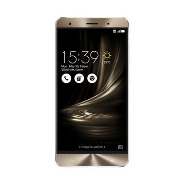 Asus Zenfone 3 Deluxe ZS570KL Smartphone - Gold [64GB/ 6GB]