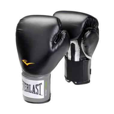 Everlast Pro Style Training Glove - Black [10 Oz]