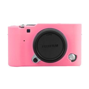 Godric Silicone Fujifilm X-A3 / X-A ...  Kamera Mirrorless - Pink