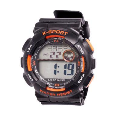 Lihat Detil · Lasika W-H 9001 Digital Unisex Digital Jam Tangan Sport - Orange