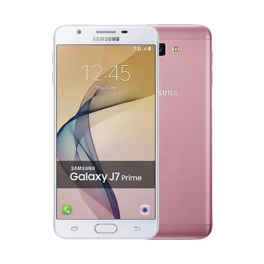 Samsung Galaxy J7 Prime - Pink Garansi Resmi