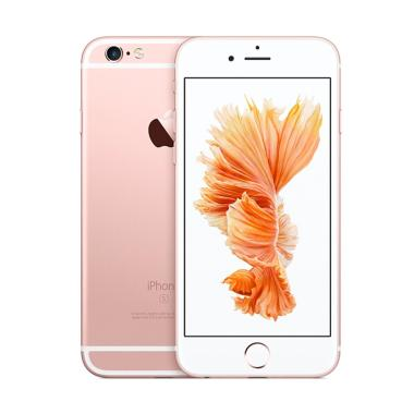 Apple iPhone 6S 64GB Smartphone - Rose Gold [Refurbish]