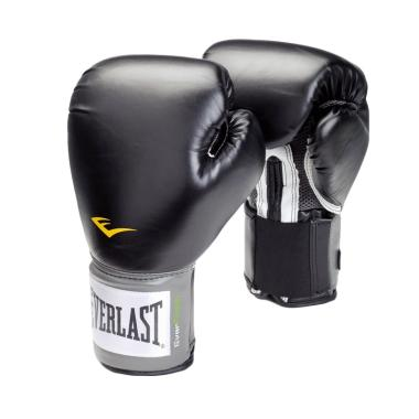 Everlast Pro Style Training Glove - Black [14 Oz]
