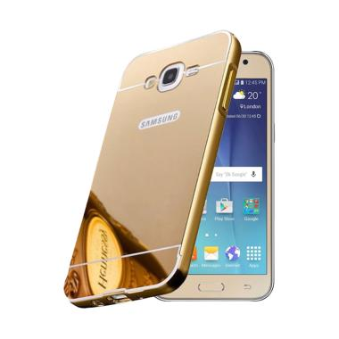 OEM Bumper Mirror Sliding Casing For Samsung Galaxy J710 J7 2016