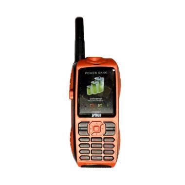 Queen Q100 Army Powerbank Handphone - Army Brown [10.000 mAh]