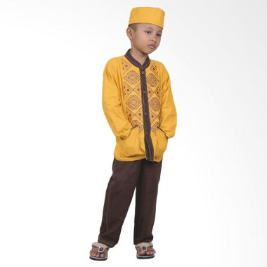 Catenzo Junior CHE 015 Rashid Baju Koko Anak