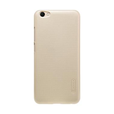 more photos afb30 266c8 Nillkin Frosted Hard Case Casing for Vivo V5 - Gold